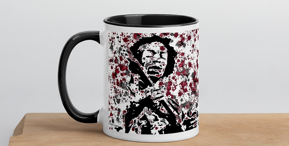 """Jimi (Splash)"" Coffee Mug"