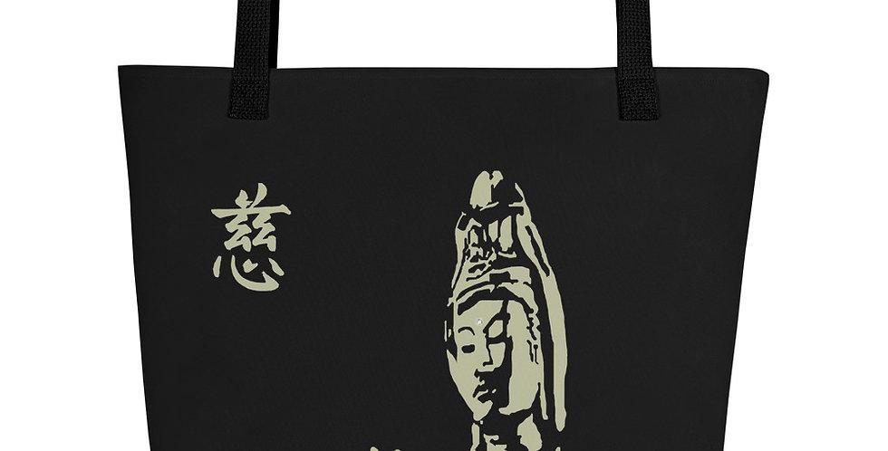 """Quan Yin II (Stone)"" Tote Bag"