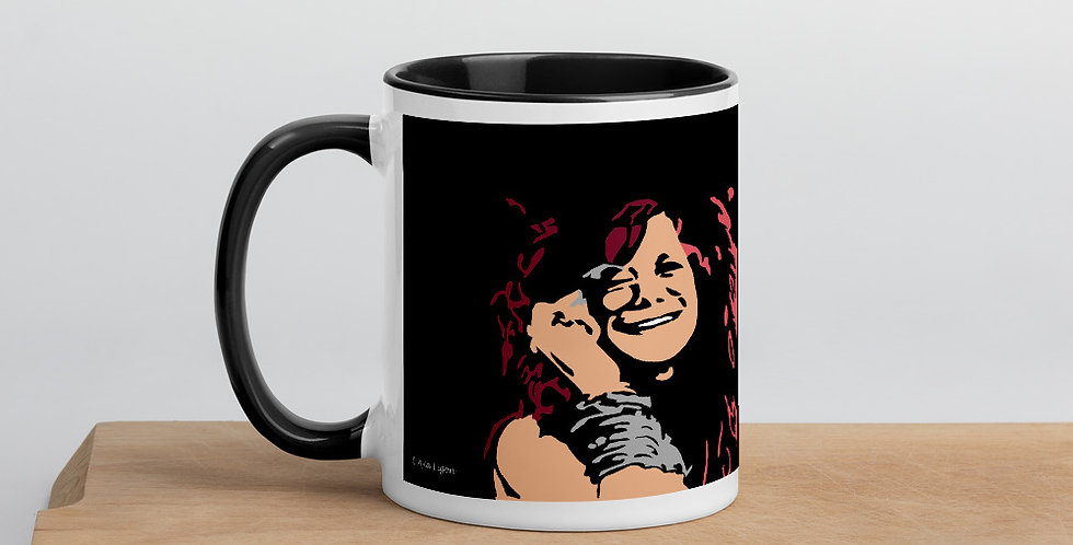 """Pearl (Pop) 2.0"" Coffee Mug"