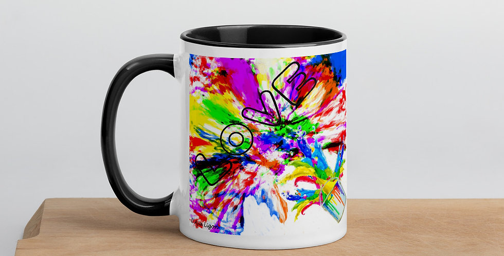 """Splash Of Love"" Coffee Mug"