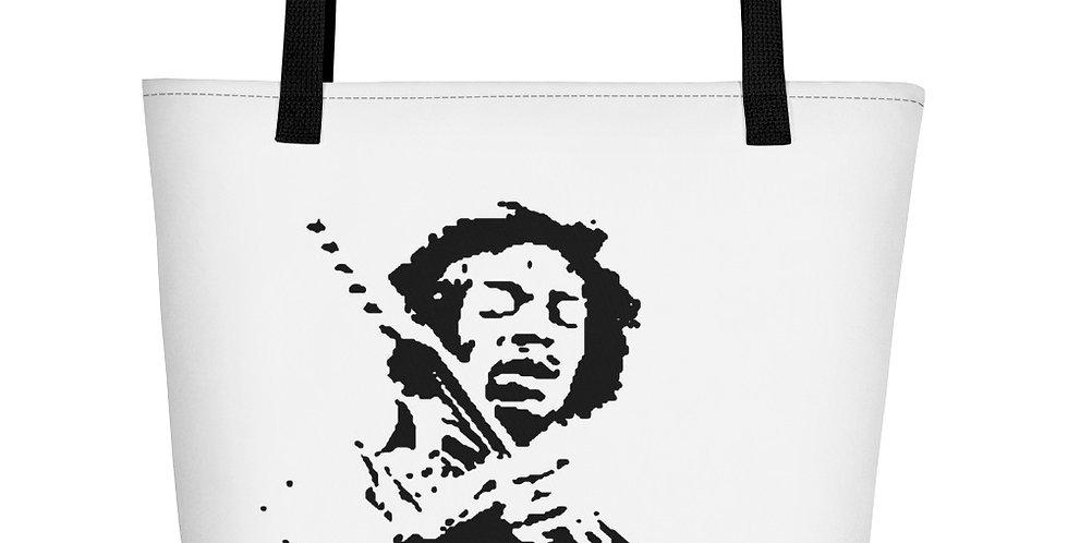 """Hendrix"" Tote Bag"