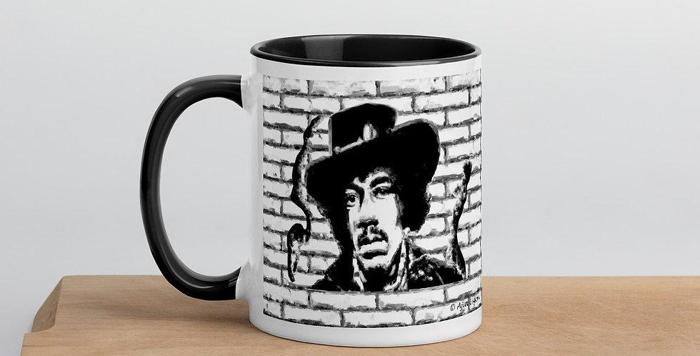 """Jimi (Graffiti)"" Coffee Mug"