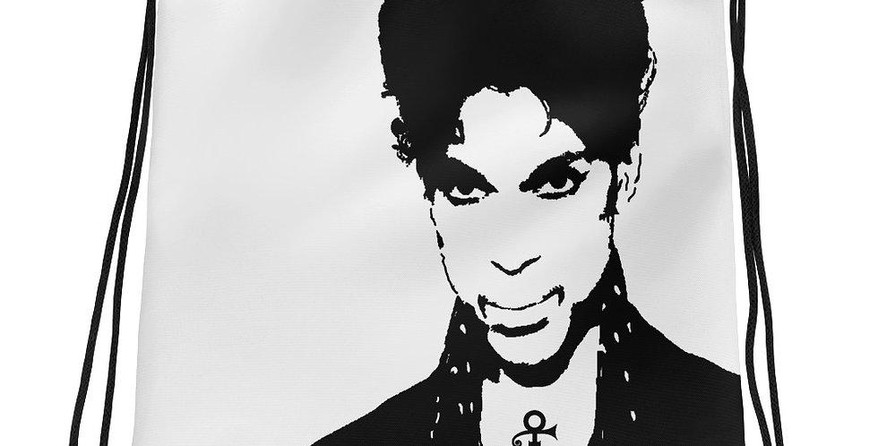 """Prince"" Drawstring Bag"
