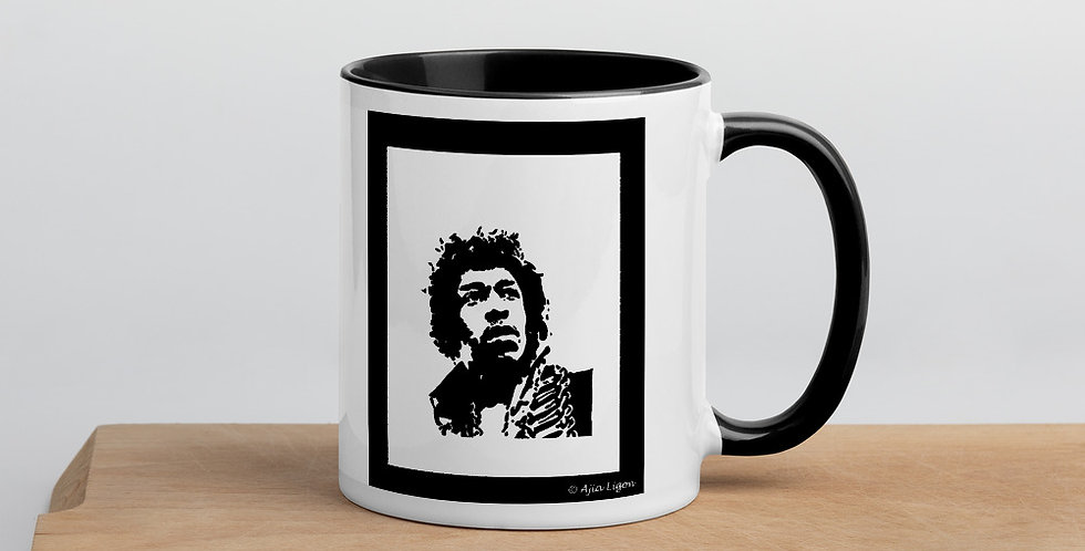 """Hendrix II"" Coffee Mug"