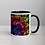 "Thumbnail: ""Abstract Flame VI"" Coffee Mug"