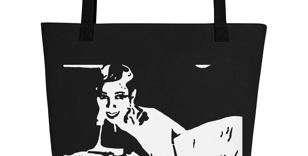 """La Baker"" Tote Bag"