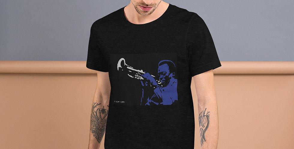 """""""Miles (Blues)"""" Unisex T-Shirt"""