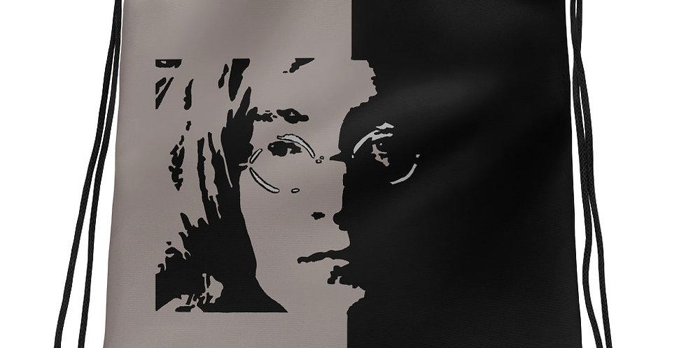 """Lennon II (Shadow)"" Drawstring Bag"