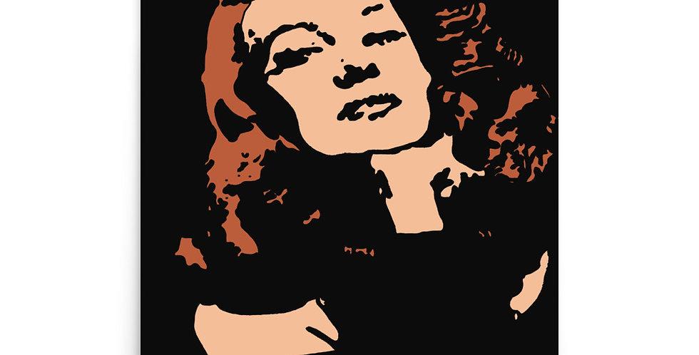 """Rita (Pop)"" Art Print"