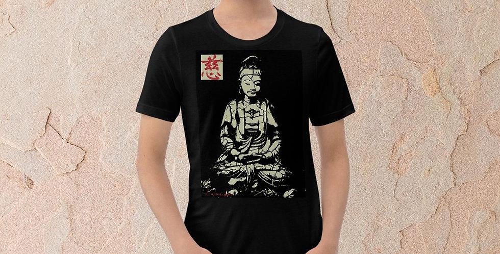 """""""Quan Yin (Stone)"""" Unisex T-Shirt"""