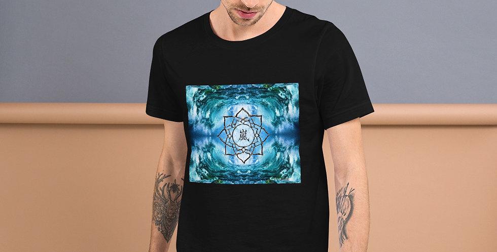 """Storm (Lotus)"" Unisex T-Shirt"