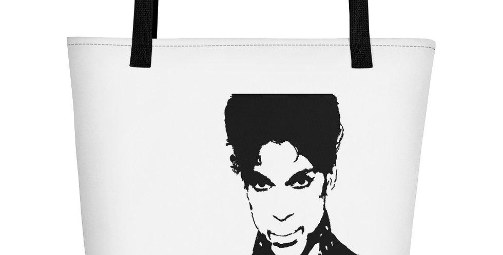 """""""Prince"""" Tote Bag"""