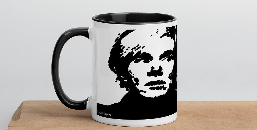 """Warhol"" Coffee Mug"