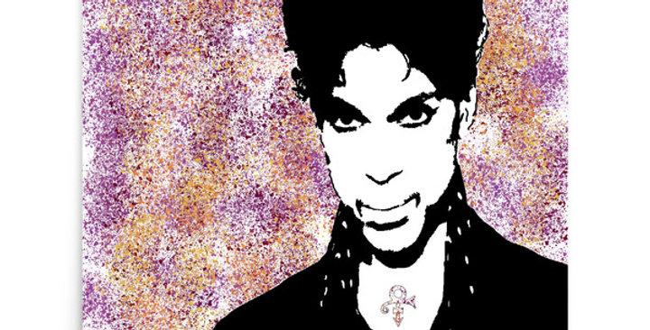 """Prince (Graffiti)"" Art Print"