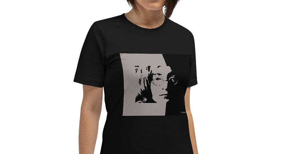 """Lennon II (Shadow)"" Unisex T-Shirt"