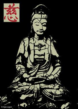 Quan Yin (Stone)
