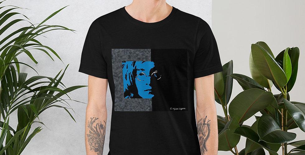 """""""Lennon II (Midnight)"""" Unisex T-Shirt"""