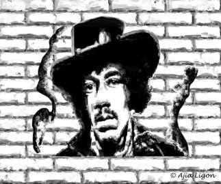 Jimi (Graffiti)