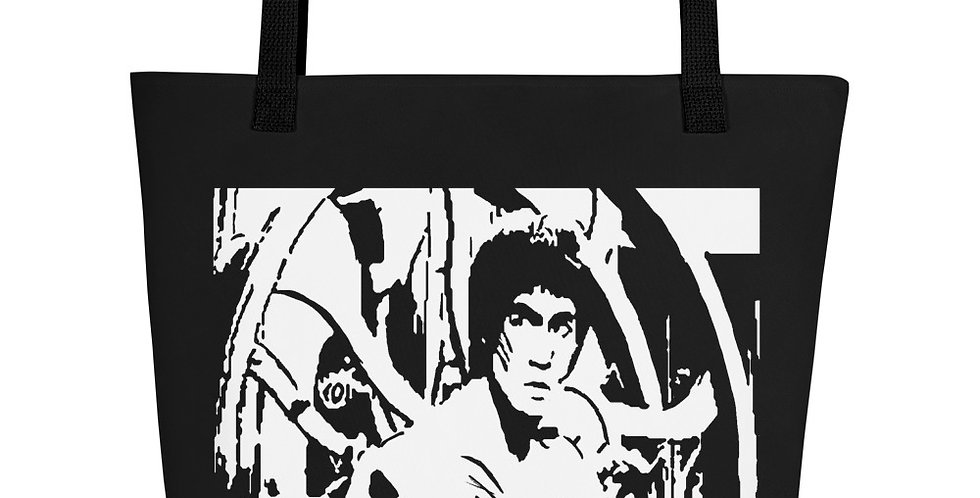 """Dragon"" Tote Bag"