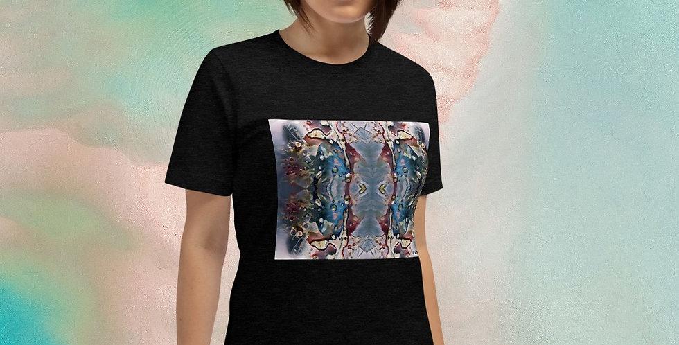 """Fractured"" Unisex T-Shirt"