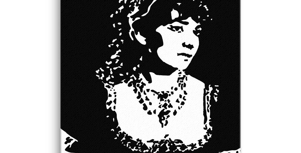 """Tosca"" Canvas Print"