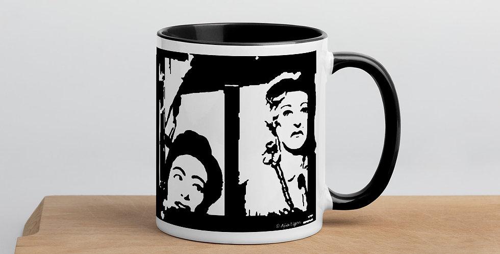"""Blanche & Jane"" Coffee Mug"
