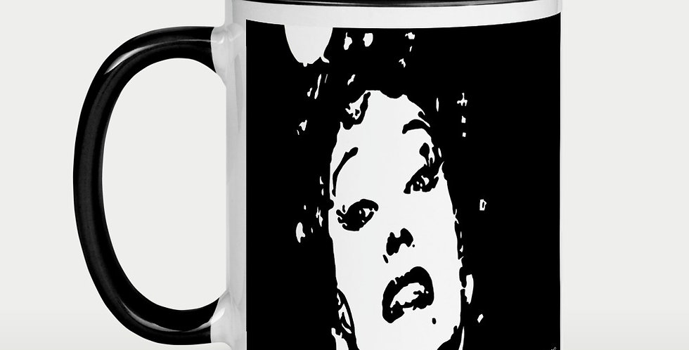 """Close-up"" Coffee Mug"