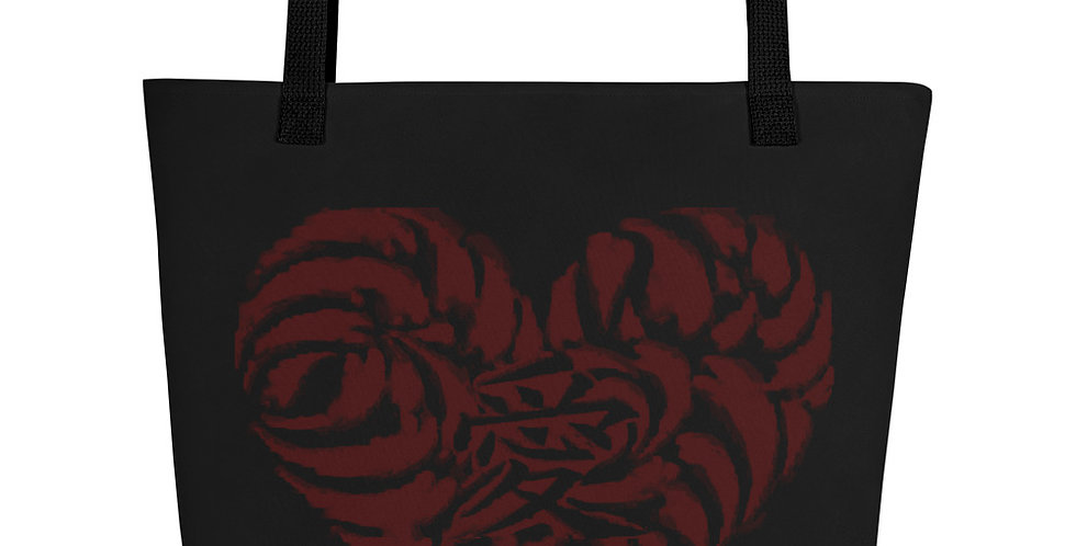 """Secret Love"" Tote Bag"