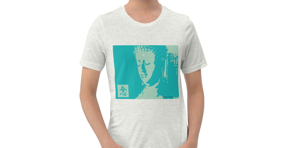 """Mindfulness (Water)"" Unisex T-Shirt"