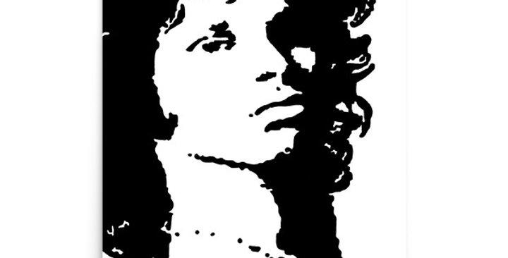 """""""MR MOJO RISON"""" Art Print"""