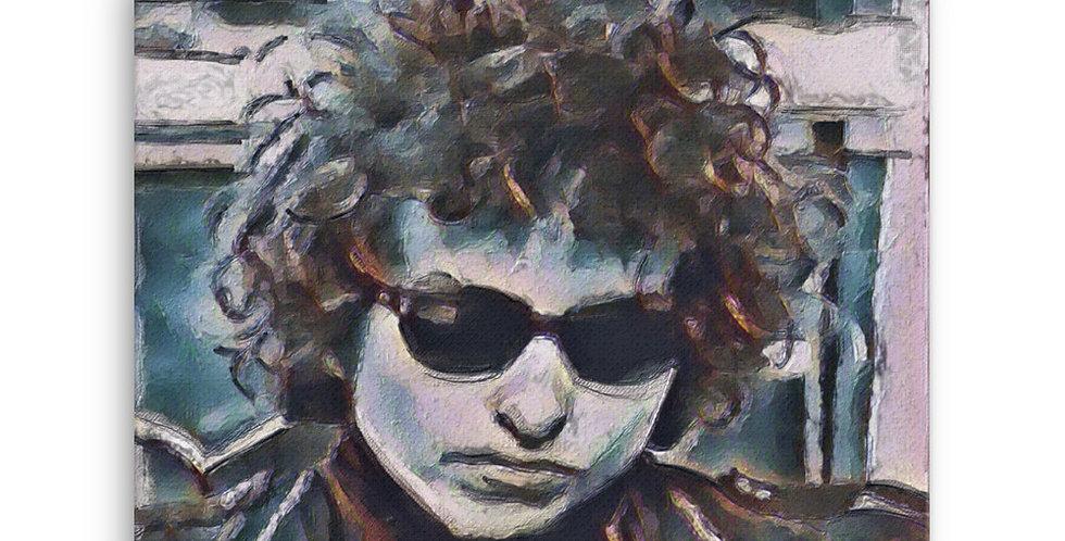 """Dylan"" Canvas Print"