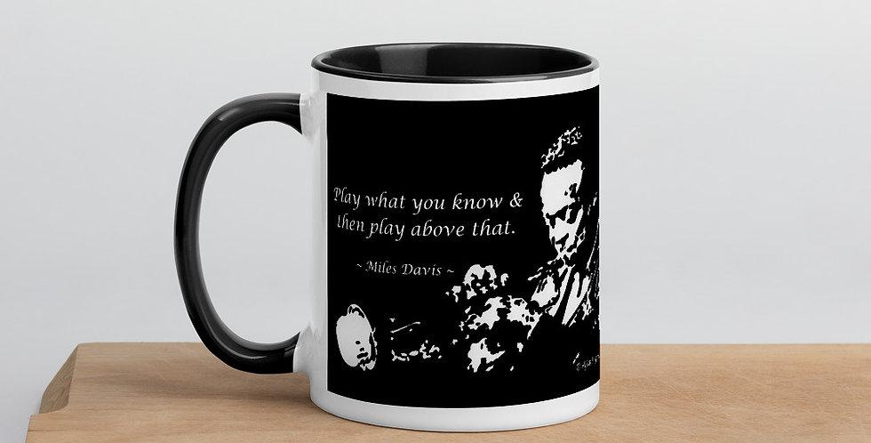 """Miles II"" Coffee Mug"