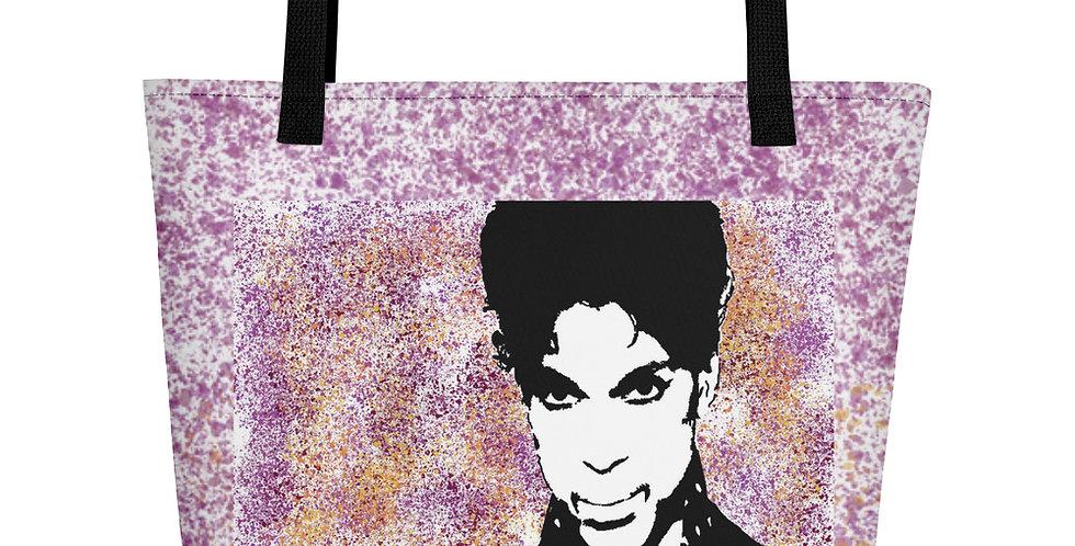 """""""Prince (Graffiti)"""" Tote Bag"""