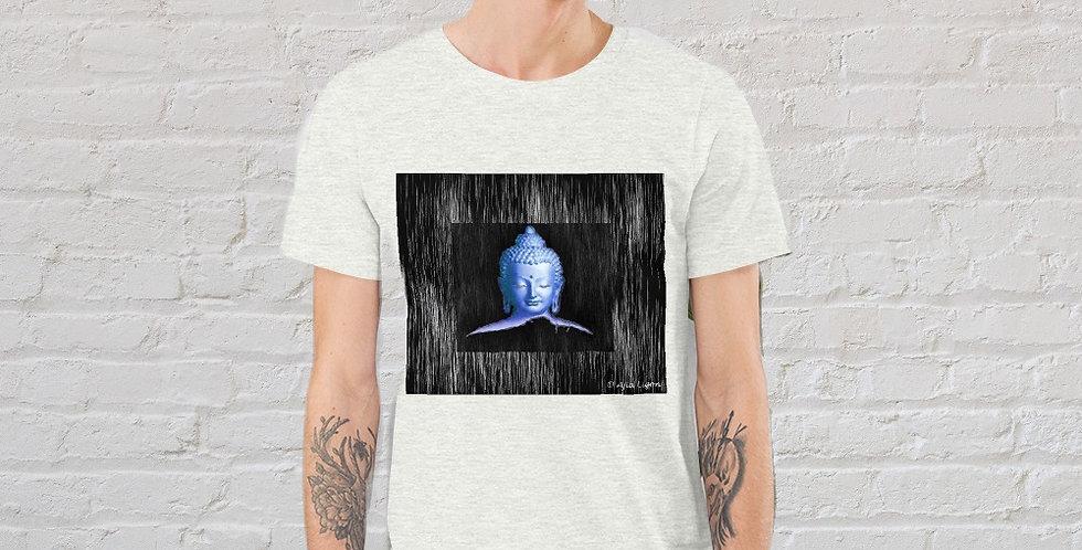 """Silver Buddha"" Unisex T-Shirt"