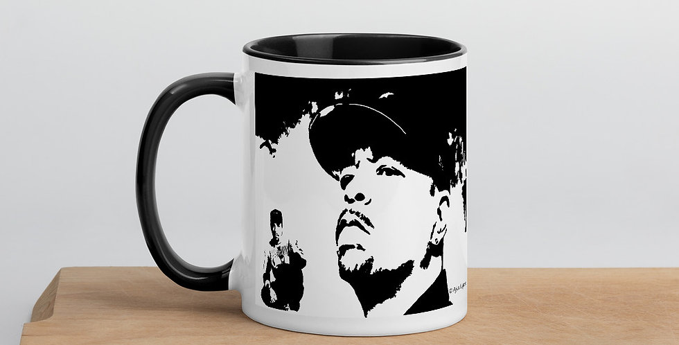 """Ice"" Coffee Mug"