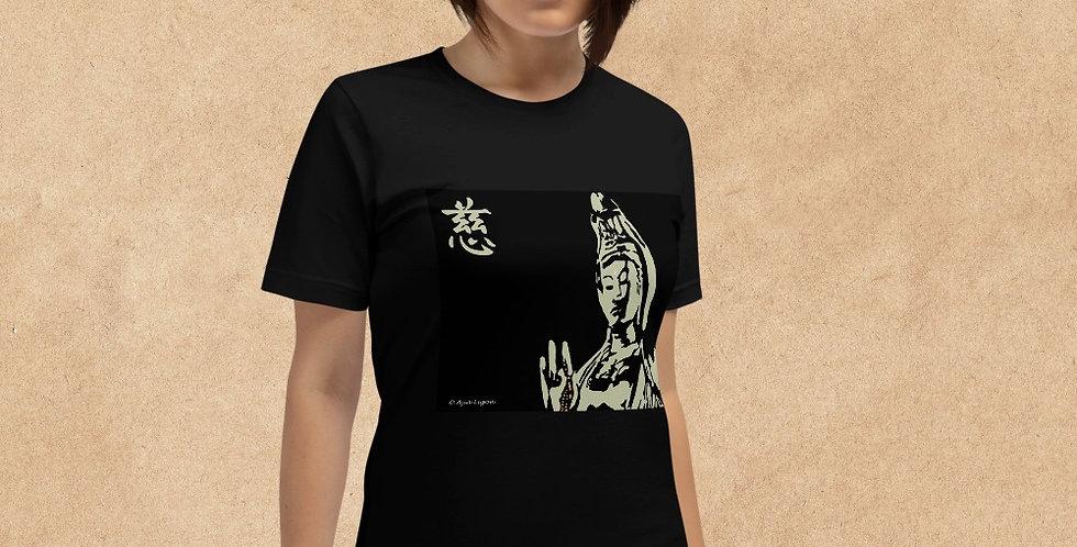 """""""Quan Yin II (Stone)"""" Unisex T-Shirt"""