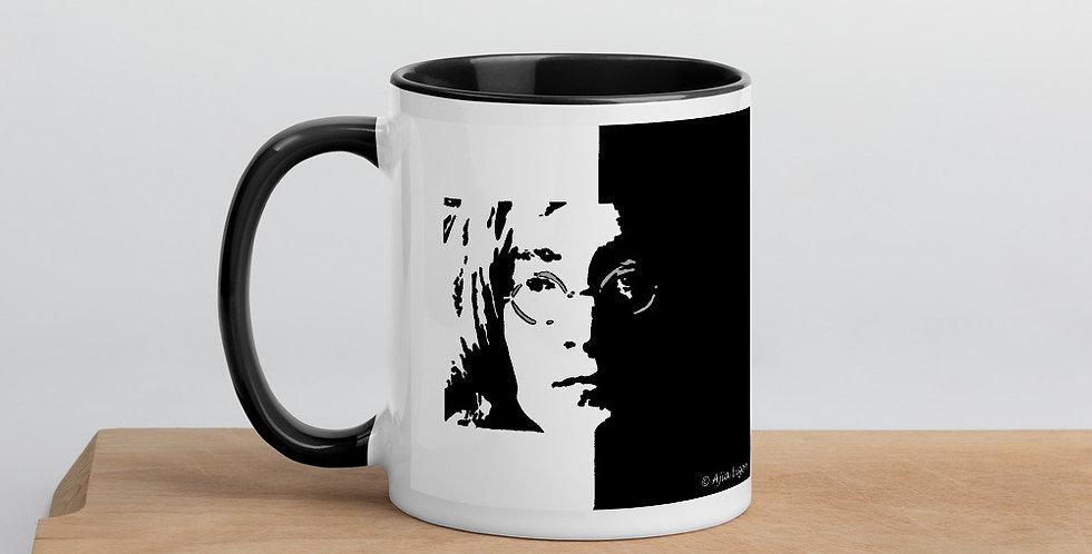 """Lennon II"" Coffee Mug"