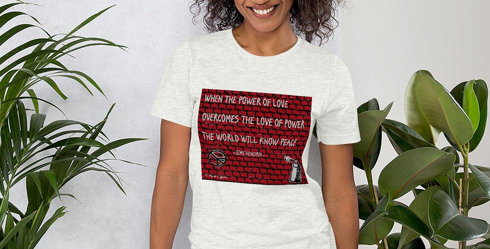 """""""Hendrix Quote"""" Unisex T-Shirt"""