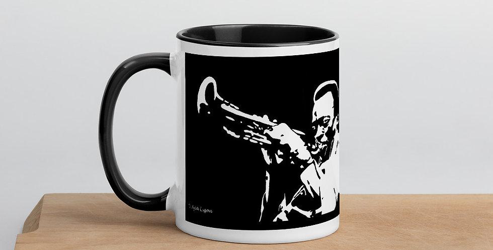"""Miles"" Coffee Mug"