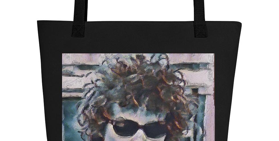 """Dylan"" Tote Bag"