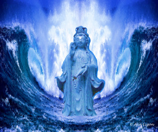 Buddha Wave III