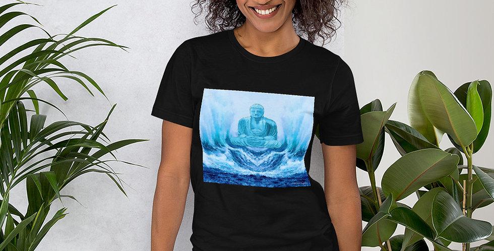 """""""Buddha Wave"""" Unisex T-Shirt"""