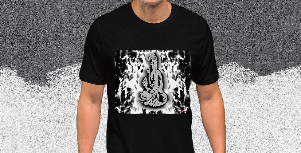 """Radiant Buddha (Graffiti)"" Unisex T-Shirt"