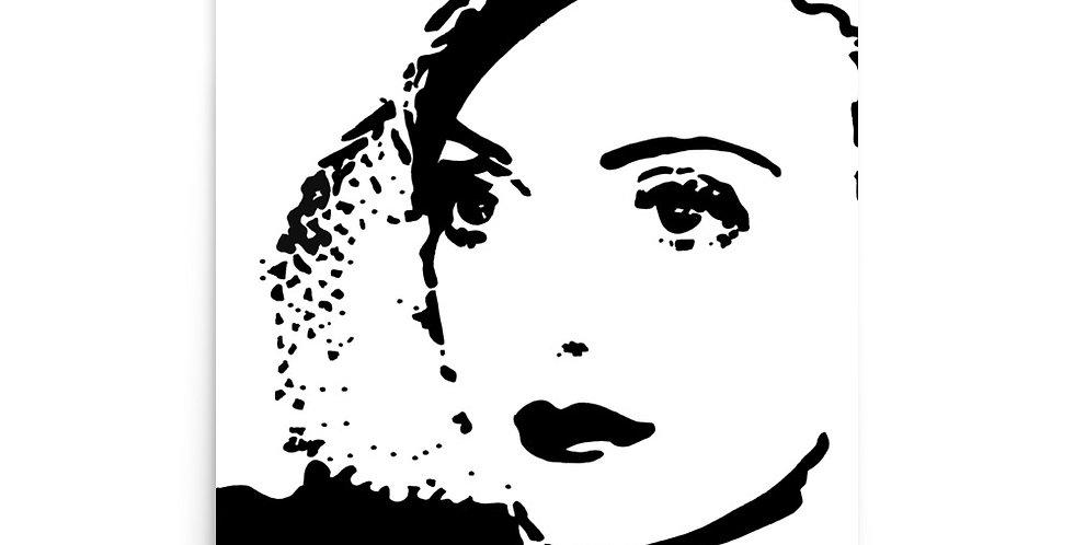 """Bette"" Art Print"