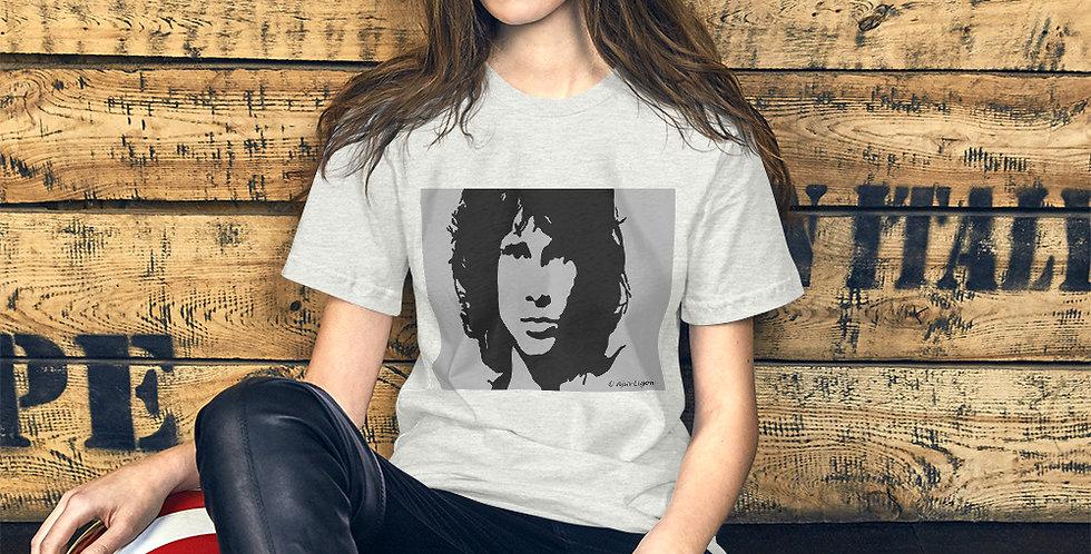 """Jim (Charcoal)"" Unisex T-Shirt"