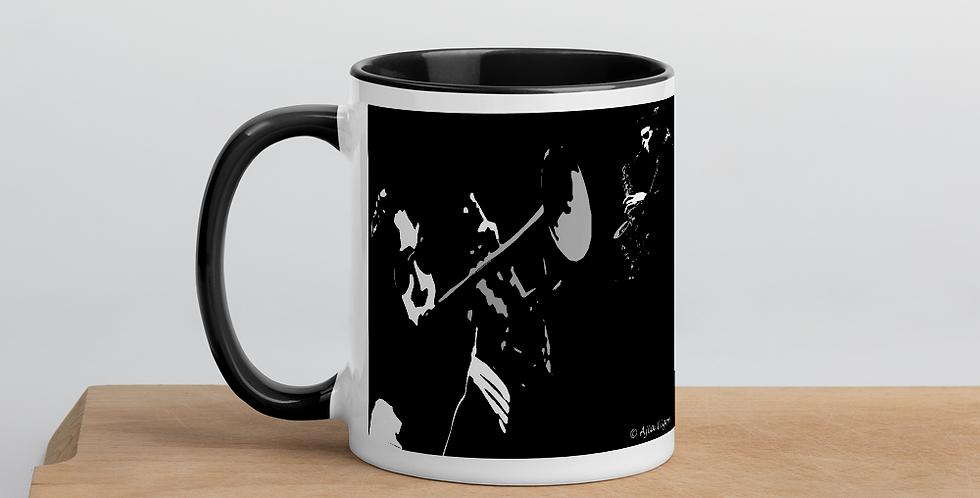 """Jazzed"" Coffee Mug"