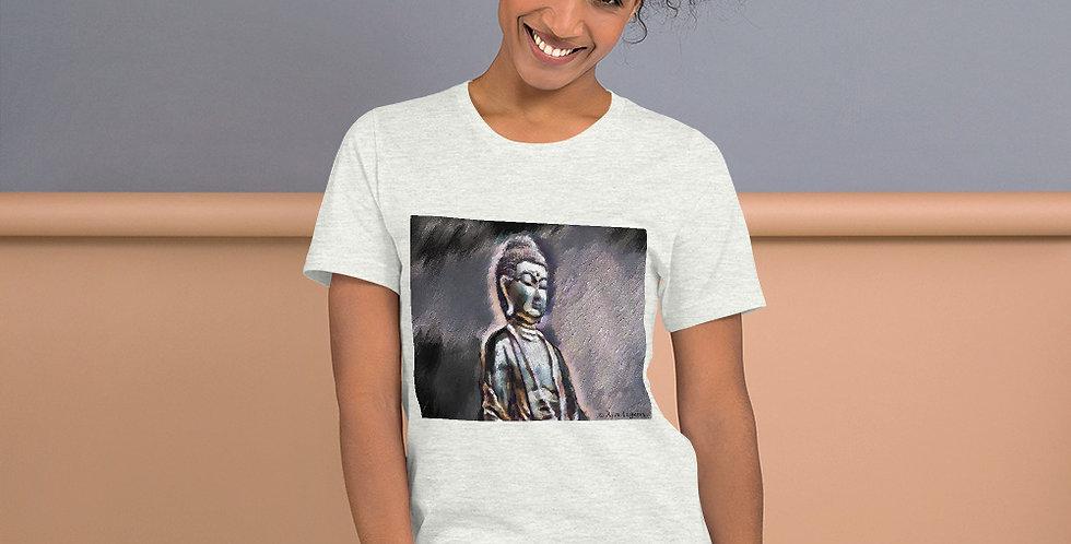 """""""Buddha (Shadows)"""" Unisex T-Shirt"""
