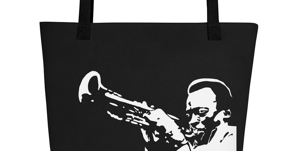 """""""Miles"""" Tote Bag"""