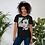 """Thumbnail: """"Bette (Silver Screen)"""" Unisex T-Shirt"""