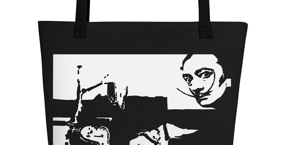 """Dali"" Tote Bag"